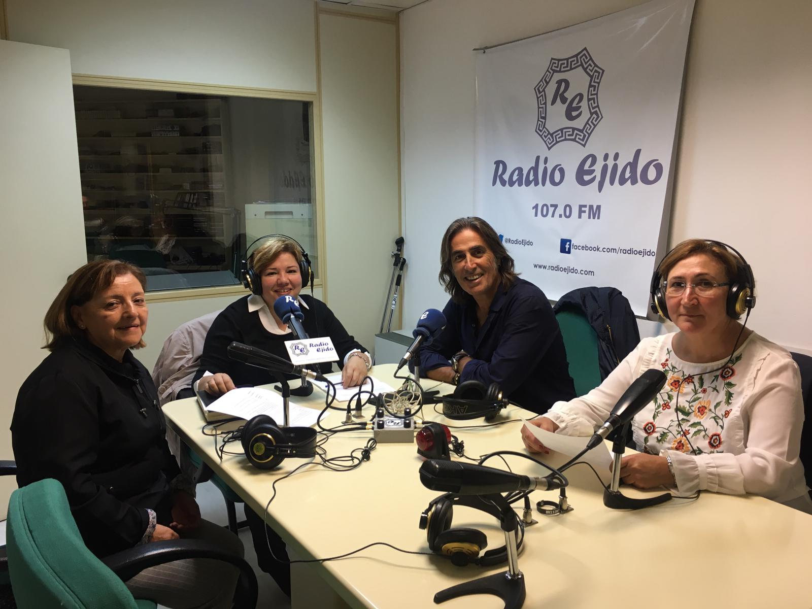 «Vivir con Fibro» nuevo programa de Radio.