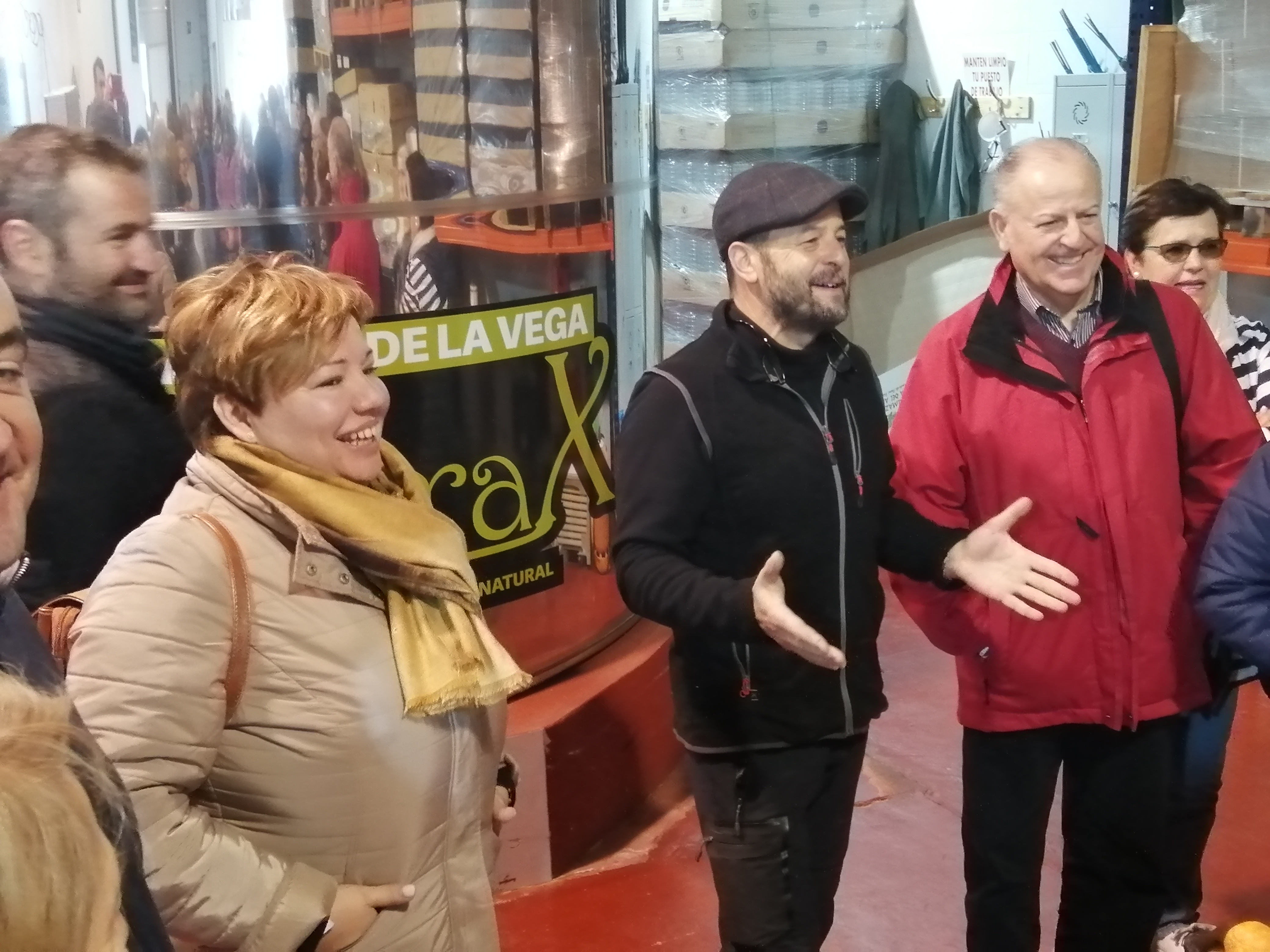 ALFIEL se va de excursión a la Almazara de la Vega del Andarax de Canjáyar.