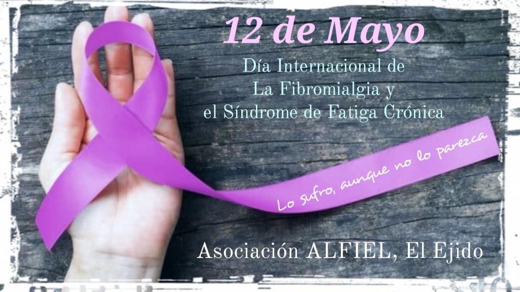 ALFIEL celebra el Día Internacional de la Fibromialgia y el SFC o EM virtualmente